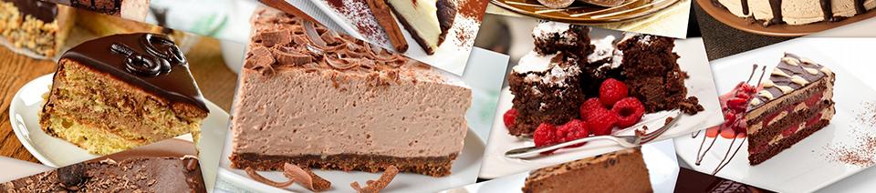 Все про торты: рецепты, описание, история