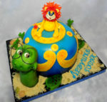 Мастика – это материал для красивых фигур на торт