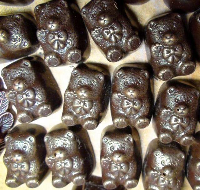 Шоколадные минки