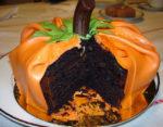 Рецепты приготовления тыквенного торта