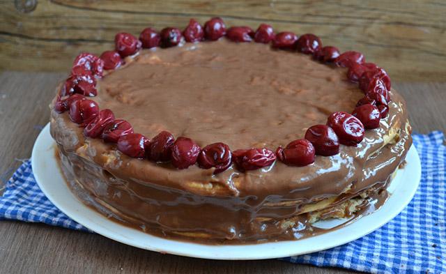Красивые торты рецепт и фото