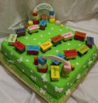 Идеи для выпускного торта для группы детского сада