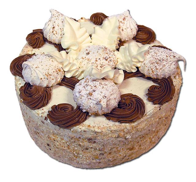 Красивый торт Полет