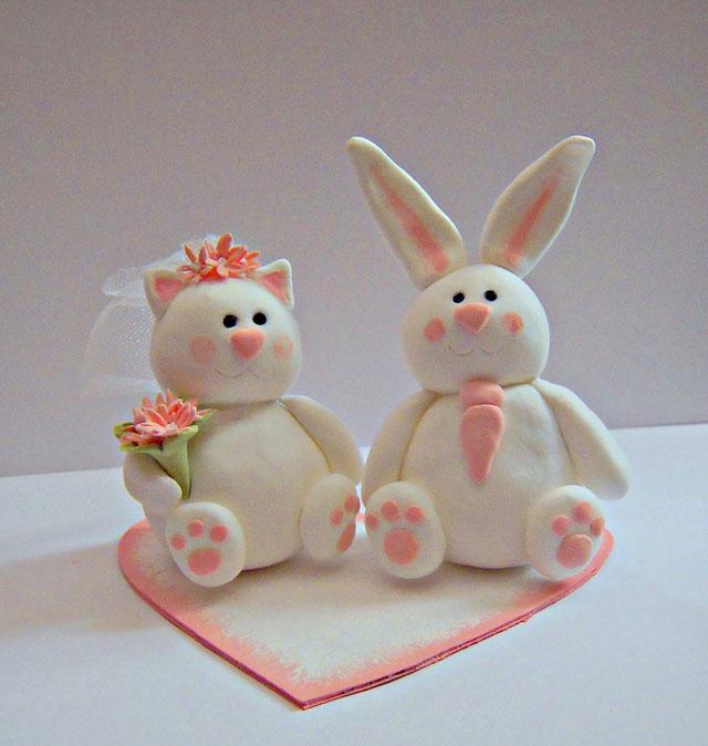 Своими руками фигурки для торта