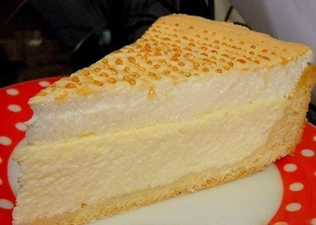 """Кусок торта """"слезы ангела"""""""