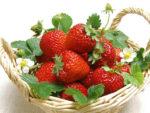 Первый ягодный торт летом – клубничный