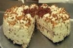 Ностальгия по бисквитному торту с заварным кремом