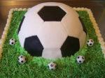 Торты для мальчиков в виде машинок и мячиков