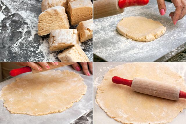Заварное тесто для медового торта рецепт с фото