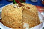 Торт из блинов, может приготовить любая хозяйка
