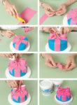 Украшение тортов мастикой, тяжкий труд или красота без проблем