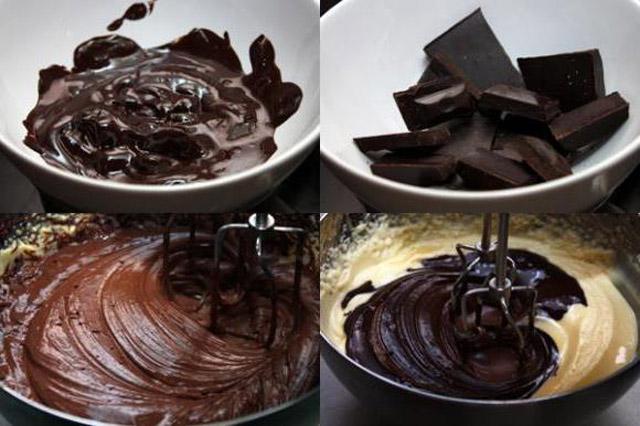 Как сделать шоколадный крем из шоколада для торта