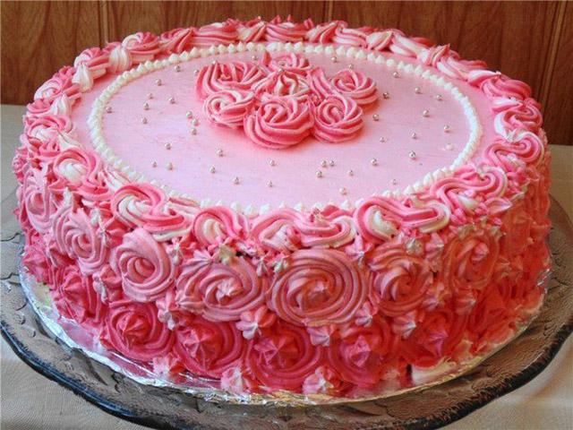 Сделать форму для торта своими руками 824