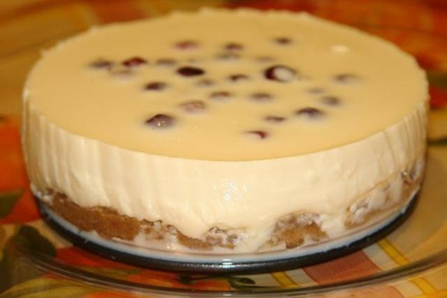 Вкусный крем для торта из сгущенки