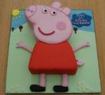Рецепт торта Свинка Пеппа