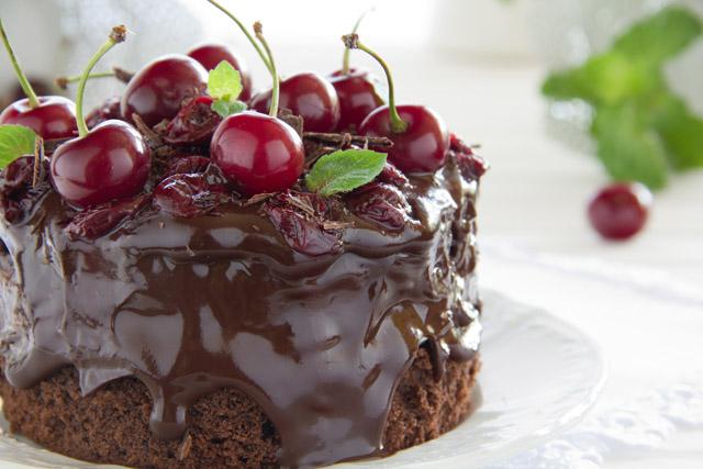Шоколадная пропитка