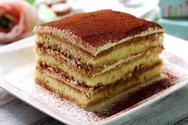 Тирамису классика торты