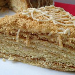 Приготовление медового торта, как сделать вкусно и быстро