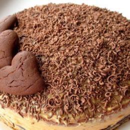 Классический рецепт медового торта из натуральных продуктов