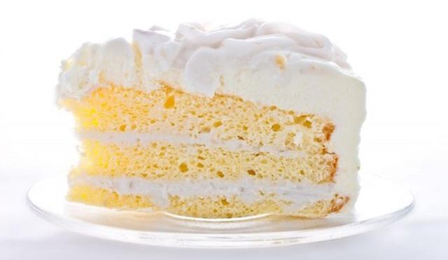 Классический торт со сметанным кремом