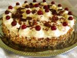 Крем для торта из бисквитов — изюминка, придающая десерту особый вкус