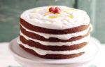 Сметанный крем для бисквитного торта – простое и вкусное лакомство