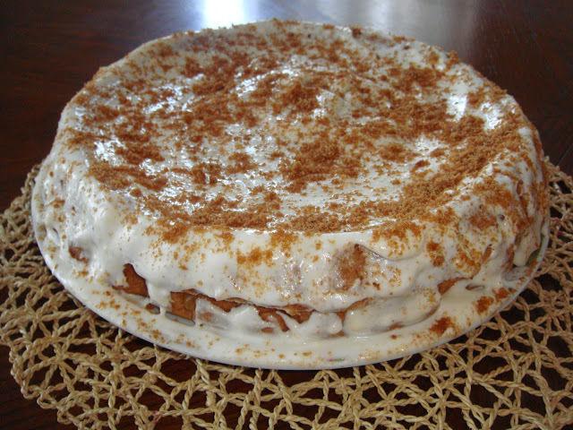 Бисквит с сметанным кремом рецепт с фото пошагово