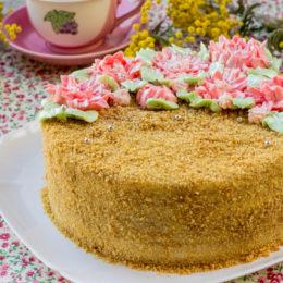 Медовик и правила приготовления лучшего теста для торта