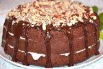 Торты из бисквитных коржей