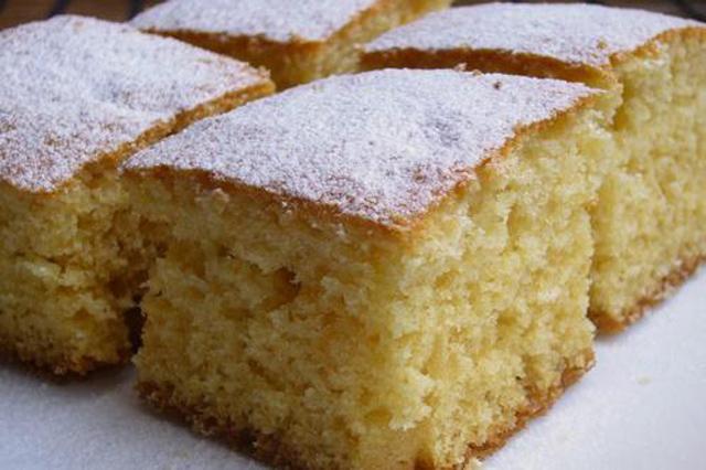 Бисквитные пирожные рецепты с фото в домашних условиях