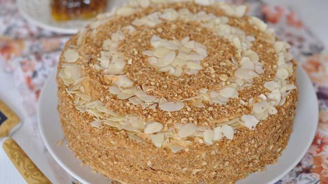 Готовим торт рецепт фото