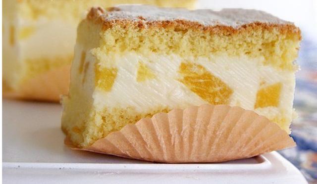 Десерт с творогом