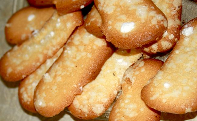 Рецепт бисквитного печенья для тирамису