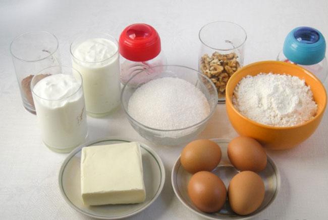 Торт Зебра - рецепт с фото пошагово в домашних условиях на сметане