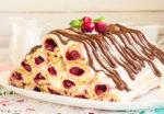 Торт Монастырская изба со сметанным кремом: рецепт с фото
