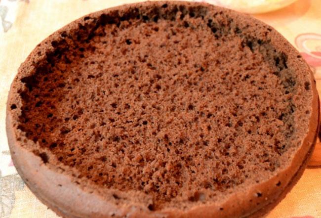 Торт Пьяная вишня - рецепт с фото пошагово в домашних условиях