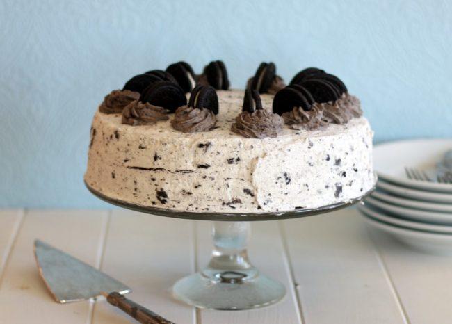 Торт орео рецепт с фото