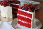 Торт Красный бархат: пошаговый рецепт с фото