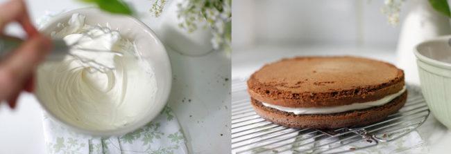 Черёмуховый торт: классический рецепт
