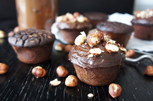Маффины шоколадные: рецепт с фото