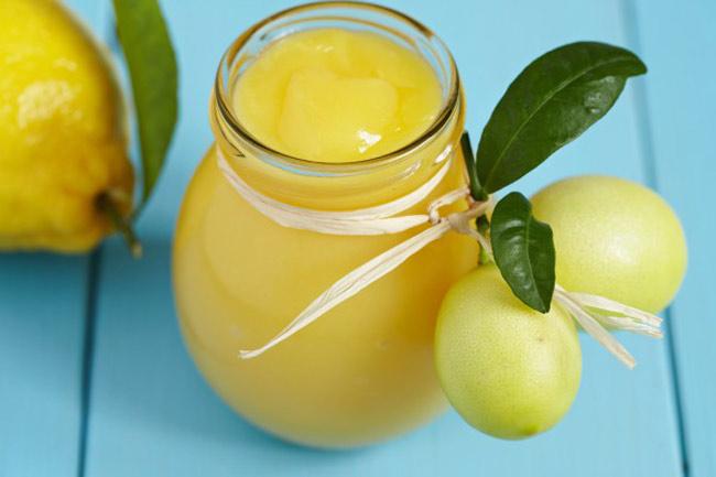 Лимонный курд: рецепт с фото