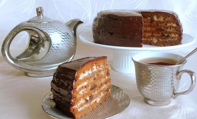Бисквит в мультиварке: рецепты с фото
