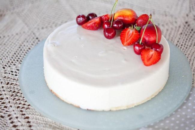 Зеркальная глазурь для торта, рецепт с фото