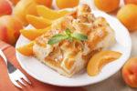 Шарлотка с абрикосами в духовке: пошаговый рецепт с фото