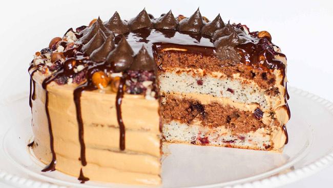 """Торт """"Генерал"""" - рецепт самый вкусный"""