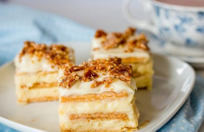Быстрые десерты на скорую руку