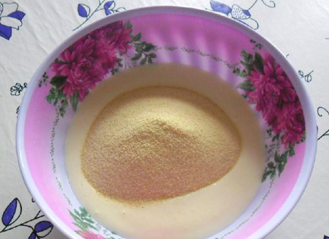 Манник на кефире: пошаговый рецепт с фото