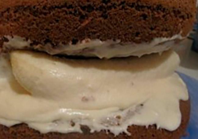 """Рецепт: торт """"Слеза слона"""" с фото"""
