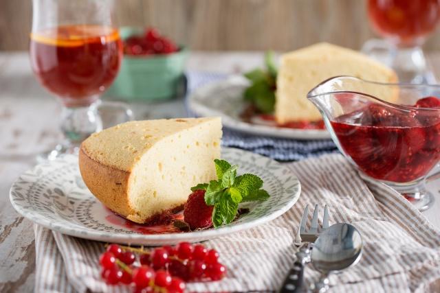 Бисквит классический в духовке: рецепт