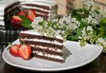Черёмуховый торт: классический рецепт с фото
